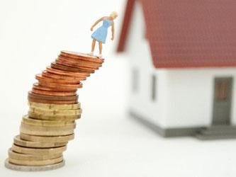 Immobilienbesitzer sollten bedenken: Nutzen sie den «Widerruf-Joker», müssen sie den ausstehenden Kreditbetrag innerhalb von 30 Tagen ihrer Bank zurückzahlen. Foto: Andrea Warnecke