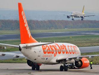 Billiganbieter wie «Easyjet» expandieren und werden für etablierte Fluggesellschaften zu einer ernstzunehmenden Konkurrenz. Das führt dazu, dass diese ihr Geschäftsmodell anpassen. Foto: Bernd Thissen