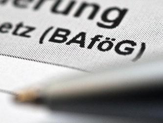 Bafög wird frühestens ab dem Monat gezahlt, in dem Studienanfänger einen Antrag stellen. Wer ab Oktober die Förderung erhalten möchte, muss deshalb bis Ende Oktober aktiv werden. Foto: Andrea Warnecke