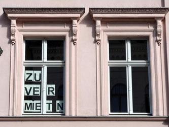 Leerstand: Gelingt es einem Vermieter nicht, einen Mieter zu finden, kann er einen Grundsteuer-Erlass beantragen. Foto: Ralf Hirschberger