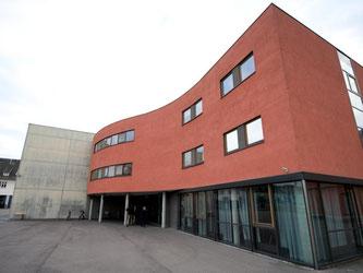 Filmakademie Ludwigsburg. Foto: Bernd Weißbrod/Archiv