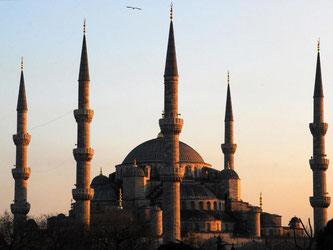 Die Blaue Moschee ist eine der beliebtesten Sehenswürdigkeiten der Türkei. Foto: Philipp Laage