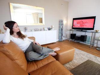 2017 ändert sich für Fernsehzuschauer einiges. DVB-T macht Platz für den Nachfolger DVB-T2 HD, im Netz von Unitymedia endet die analoge Übertragung des Bildsignals. Foto: Bodo Marks