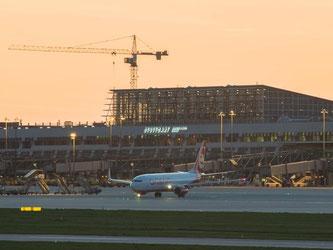 Der Stuttgarter Flughafen erwartet wieder ein Umsatzplus. Foto: Wolfram Kastl