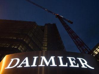 Daimler. Foto: Marijan Murat/ARCHIV