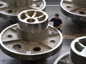 Vor allem aus dem Inland und aus den Euro-Partnerländern kamen deutlich geringere Aufträge für die Maschinenbauer. Foto: Marijan Murat