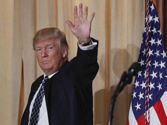 Donald Trump wirft anderen Ländern unfaire Handelspraktiken vor - und lässt dies nun konkret untersuchen. Foto: Pablo Martinez Monsivais