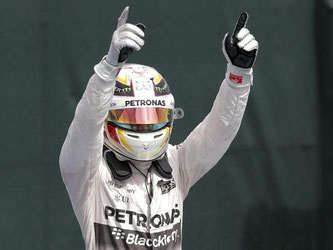 Mercedes-Pilot Lewis Hamilton feierte in Kanada einen Start-Ziel-Sieg. Foto: Valdrin Xhemaj