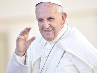 Papst Franziskus empfängt im Vatikan die deutsche Nationalmannschaft. Foto: Giorgio Onorati