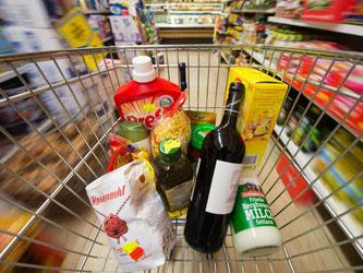 Im März schwächte sich der Anstieg von Energie- und Nahrungsmittelpreisen etwas ab. Foto: Armin Weigel
