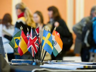 England, Schweden oder Spanien: Wer im Ausland ein Praktikum macht, hat einen Hingucker im Lebenslauf. Foto: Franziska Gabbert