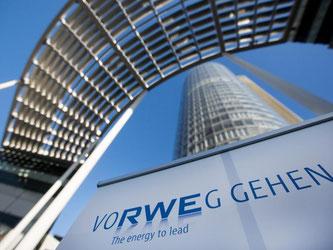 Hauptsächlich haben hohe Abschreibungen auf konventionelle Kraftwerke RWE in die roten Zahlen gerissen. Foto: Marcel Kusch