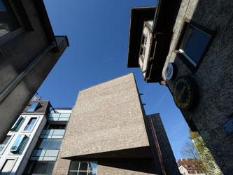 Das Kunstmuseum Ravensburg ist zum Museum des Jahres 2015 gewählt worden. Foto: Felix Kästle