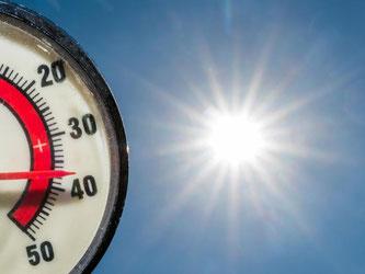 Wenn die Temperaturen die 35-Grad-Marke kacken, wird es ernst. Dann sind die richtigen Strategien gefragt, um einen kühlen Kopf zu bewahren. Foto: Patrick Pleul