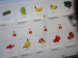 Immer mehr deutsche Supermarktketten stärken ihr Online-Standbein. Foto: Oliver Berg