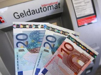 Ein Streik könnte zu Problemen bei der Bargeldversorgung in Berlin führen. Foto: Karl-Josef Hildenbrand
