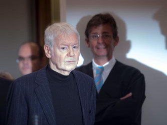 Der ehemalige Drogeriekettenbesitzer Anton Schlecker. Foto: Marijan Murat/Archiv