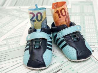 Mehr Geld für den Nachwuchs: Ab 2016 steigen das Kindergeld und der Kinderfreibetrag. Foto: Andrea Warnecke
