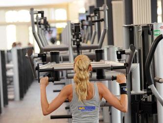 Fitness ist für viele Pflicht. Foto: Jens Kalaene