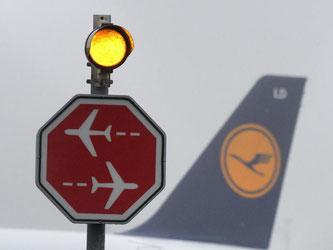 Auch heute bleiben zahlreiche Maschinen der Lufthansa wegen des Pilotenstreiks am Boden. Foto: Stefan Puchner