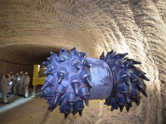 Kali-Mine von K+S. Die Übernahme sei nicht im Interesse des Unternehmens, sagte K+S. Foto: Ole Spata