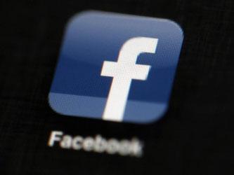 Das weltgrößte Online-Netzwerk Facebook setzt beim Kampf gegen Terror-Propaganda inzwischen auch auf künstliche Intelligenz. Foto: Matt Rourke/Symbolbild