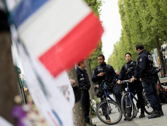 Nach den Terroranschlägen der vergangenen Jahre findet die Wahl erstmals unter den Bedingungen des Ausnahmezustands statt. Foto: Kay Nietfeld