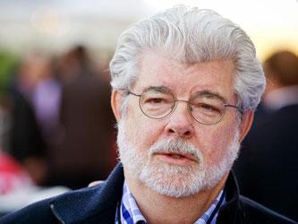 George Lucas ist der geistige Vater von «Star Wars». Foto: David Ebener