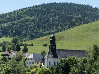 Ein Blick auf den Südschwarzwald in Baden-Württemberg. Foto: Patrick Seeger/Archiv
