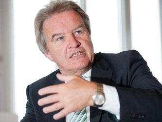 Umweltminister Franz Untersteller. Foto: Inga Kjer/Archiv