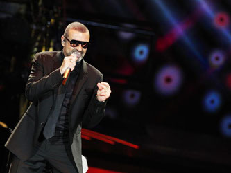 George Michael ist tot. Foto: Ade Johnson
