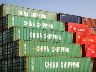 Zwischen China und Deutschland wurden Waren im Wert von knapp 170 Milliarden Euro ausgetauscht. Foto: Ole Spata