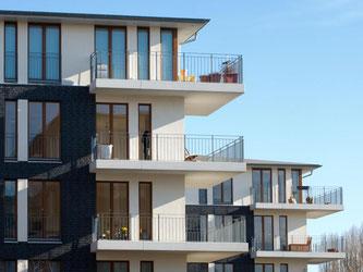 Eigentumswohnungen sind bei vielen beliebt. Um die Nutzung kann allerdings schnell Streit entstehen, denn geht es ums ihr Eigentum reagieren Bewohner mitunter empfindlich. Foto: Andrea Warnecke
