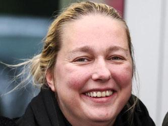 Festspielleiterin Katharina Wagner 2014 in Bayreuth. Foto: David Ebener
