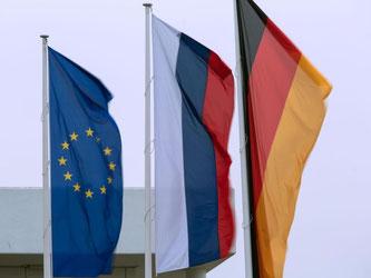 Die Russland-Sanktionen treffen auch die deutsche Wirtschaft. Bis zu 150.000 Jobs könnten gefährdet sein. Foto: Jens Buettner