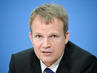Jens Baas ist Vorstandsvorsitzender der Techniker Krankenkasse. Foto: Bernd von Jutrczenka/Archiv