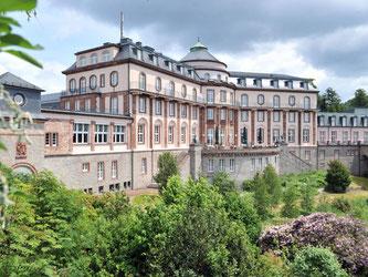 Das Schlosshotel Bühlerhöhe (2013). Foto: Uli Deck