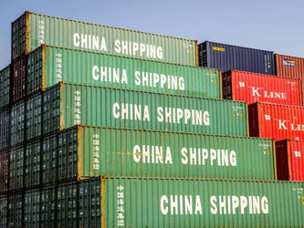 Die schwachen Zahlen unterstreichen die geringere globale Nachfrage nach Waren «made in China». Foto: Ole Spata/Archiv