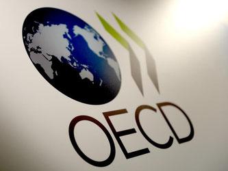 Die OECD korrigiert ihre Wachstumsprognose nach unten: Weltweit soll die Ökonomie weniger stark zulegen als noch im Juni angenommen. Foto: Britta Pedersen