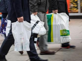 Der Einkauf könnte bald teuerer werden, sagen Experten. Foto: Frank Rumpenhorst