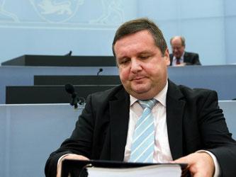 Der frühere baden-württembergische Ministerpräsident Stefan Mappus (CDU). Foto: Bernd Weißbrod/Archiv