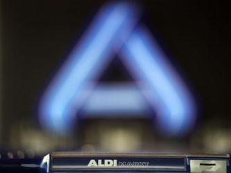 Der Discounter startet am Donnerstag das Streaming-Angebot «Aldi life» zum Preis von 7,99 Euro pro 30 Tage. Foto: Oliver Berg