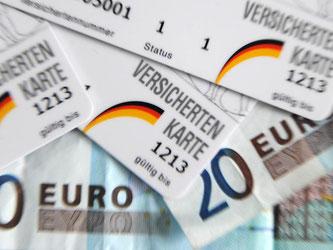 Mehr als 100 gesetzliche Krankenkassen gibt es in Deutschland. Foto: Achim Scheidemann