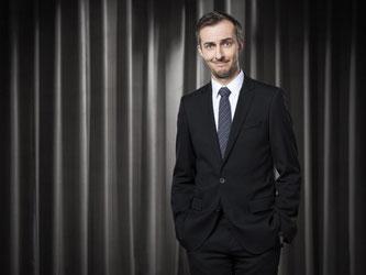 Jan Böhmermann ist wieder auf Sendung. Foto: Ben Knabe/ZDF