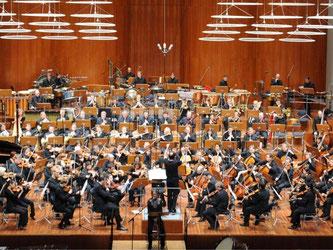 Im Herbst gibt das neue SWR-Symphonieorchester den Takt an. Foto: P. Seege/Archiv