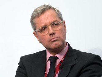 CDU-Außenexperte Norbert Röttgen: «Auf einen amerikanischen Rückzug wird Peking eine geostrategische Antwort geben - und das ist eine chinesische Offensive.» Foto: Soeren Stache/Archiv