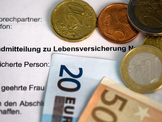 Die Auffanggesellschaft Protektor könnte nach eigenen Angaben dank verschiedener Sicherheitsmechanismen selbst die Schieflage eines größeren Versicherers schultern. Foto: Arno Burgi
