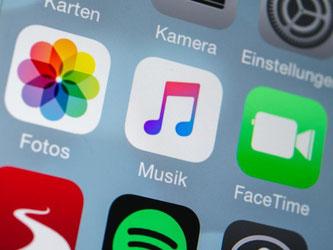 Für die ersten Nutzer von Apple Music endet mit dem September auch die kostenlose Probezeit. Foto: Andrea Warnecke