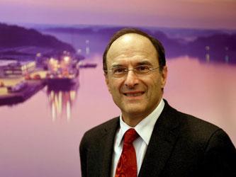 Dennis Snower ist Präsident des Kieler Instituts für Weltwirtschaft. Foto: Carsten Rehder/Archiv