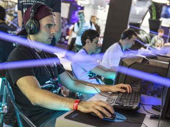 Das Interesse an der Computerspielmesse Gamescom ist dieses Jahr besonders groß. Foto: Koelnmesse GmbH